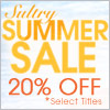 Sultry Summer Sale - Save 20%!